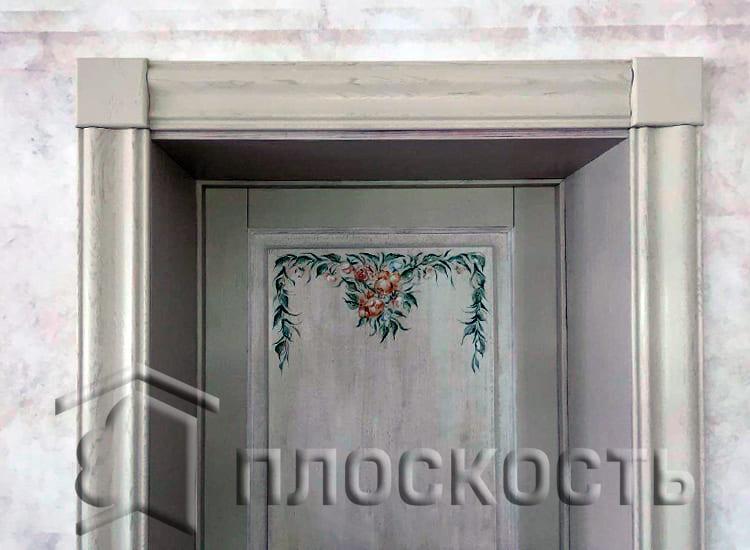 Межкомнатные двери со стеклом - Купить остекленные двери