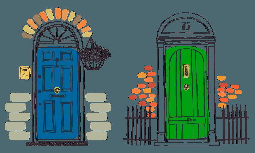 размеры проемов под установку дверей